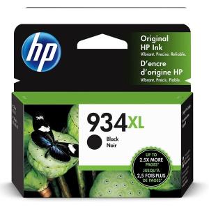 Tintenpatrone HP 934XL C2P23A schwarz für Inkjetdrucker