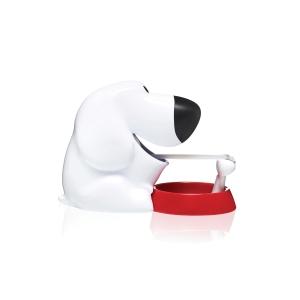3M Scotch Tischabroller Hund + 1 Klebefilm
