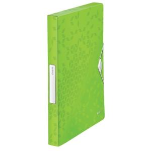 Leitz Wow Sammelbox, PP, grün