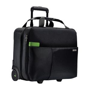 LEITZ Smart Traveller Koffer mit Rollen