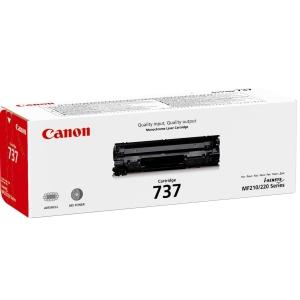 Canon 737 Toner schwarz 2400 Seiten