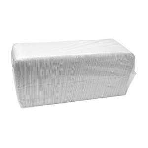 Gastro Servietten 33 X 33 cm weiß, 500 Stück