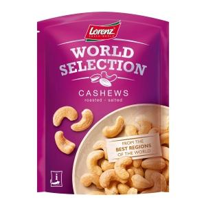 Lorenz Cashewnüsse geröstet und gesalzen 100 g