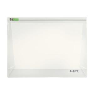 ZIP-Tasche Leitz Complete, Größe M, transparent
