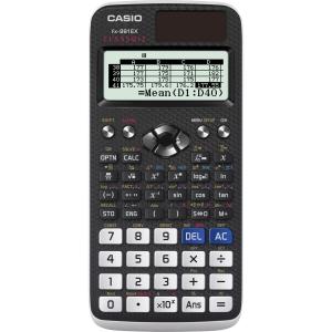 Casio FX-991EX wissenschaftlicher Rechner schwarz