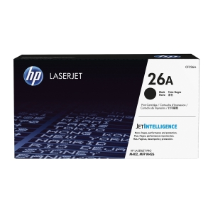 HP Lasertoner 26A (CF226A) schwarz