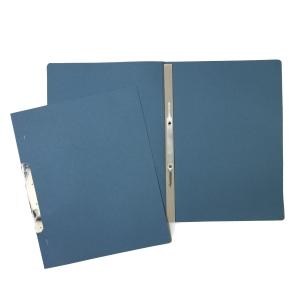 Ekonomik 1/1 Schlitzhefter, 200 g/m2, 50 Stk, blau