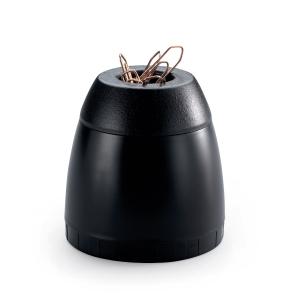 Durable Trend Büroklammernspender mit magnetischer Umrandung, schwarz
