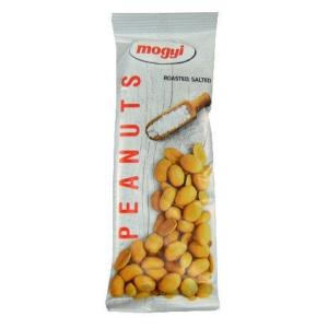Erdnüsse, geröstet und gesalzen Mogyi 85 g