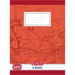 Herlitz Hefte, A4, 60 Blatt, liniert