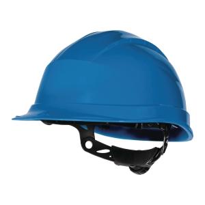 QUARTZ UP III Schutzhelm blau