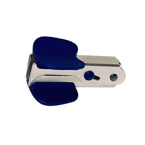 Sax 700 Heftklammernentferner, blau