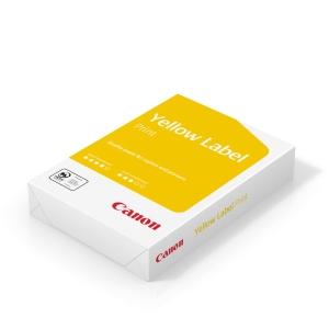 Papier Canon yeallow label A4 80g, 500 Blatt