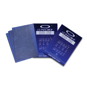 Karbonpapier A4, blau, 100 Blatt