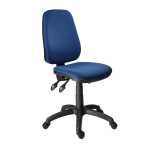 1140 ASYN Bürostuhl, blau