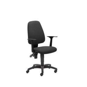 Pirx Ergon2L GTP Bürostuhl, schwarz