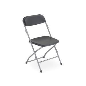 Medina klappbarer Stuhl, grau