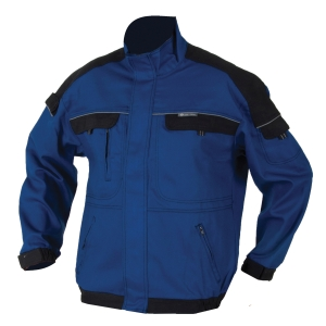 ARDON Cool Trend Arbeitsjacke, blau, Größe 54
