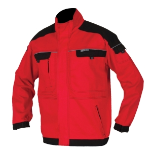 ARDON Cool Trend work jacket, red, size 48