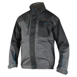 ARDON 4Tech Arbeitsjacke, grau-schwarz, Größe 56