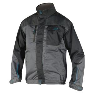 ARDON 4Tech Arbeitsjacke, grau-schwarz, Größe 58