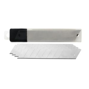 Ersatzklingen für Cutter 18 mm, 10 Stück