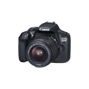 Canon Digitalkamera EOS 1300D 18-55 mm IS, LCD-Display