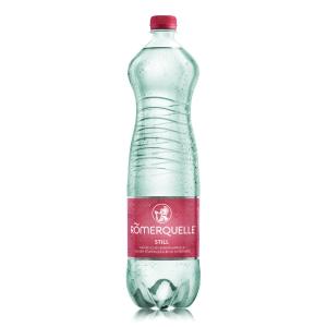 Römerquelle Mineralwasser still 1,5 l, 6 Stück per Packung