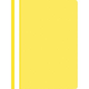 Schnellhefter nicht gelocht PP A4, gelb, 25 Stück
