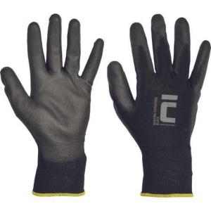 Handschuhe für Präzisionsarbeiten PU, Größe M, 12 Paar