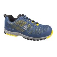 Topánky DELTA PLUS SPORT S1P, veľkosť 43, modro-žlté