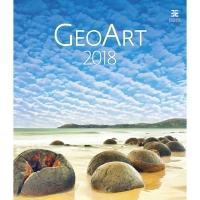 Geo - mesačné medzinárodné kalendárium, 14 listov, 45 x 52 cm