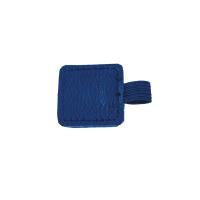 Pútko modré, samolepiace, 2 x 2 cm