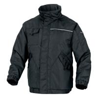 Zimná bunda Delta plus Northwood2, veľkosť L, sivá/čierna