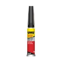 Sekundové lepidlo Uhu® Super Power Pipette 3 g