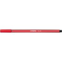 Liner Stabilo 68, červený, 1 mm