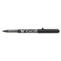 Roller Pilot V-ball, 0,5 mm, čierny