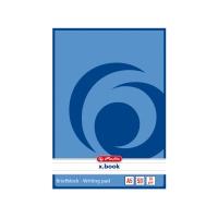 Blok Herlitz A5, poznámkový,linajkový, 50 listov