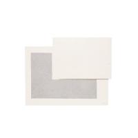 Obálky biele kartónové A4 (278 x 368 mm), 50 ks/balenie