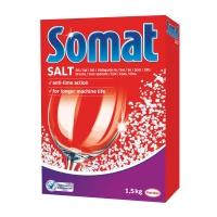Soľ do umývačky riadu Somat 1,5 kg