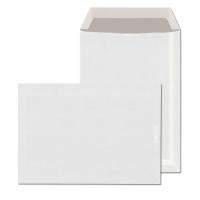 Tašky jednoduché biele B5 (176 x 250 mm), 50 kusov/balenie
