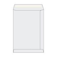Tašky jednoduché biele C4 (229 x 324 mm), 50 kusov/balenie