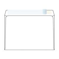 Obálky samolepiace s krycou páskou C5(162 x 229 mm), okno vpravo hore, 50 ks/bal
