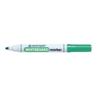 Popisovač na biele tabule Centropen 8559, guľatý hrot, zelený