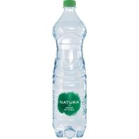 Pramenitá voda Bonaqua jemne sýtená 1,5 l, balenie 6 kusov