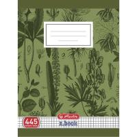Zošit Herlitz A4, školský, štvorčekový, 40 listov