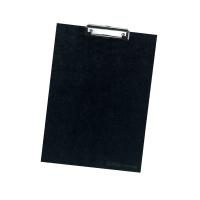 Podložka Herlitz A4, kartónová, čierna