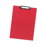Podložka Herlitz A4, kartónová, červená