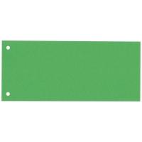 Rozdeľovače 1/3 (100 x 240 mm) Bene zelené, balenie 100 kusov