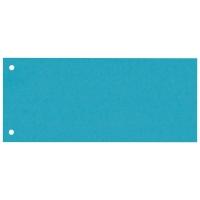 Rozdeľovače 1/3 (100 x 240 mm) Bene modré, balenie 100 kusov